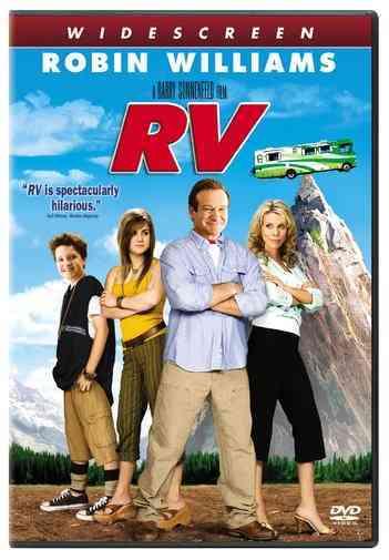 RV BY WILLIAMS,ROBIN (DVD)